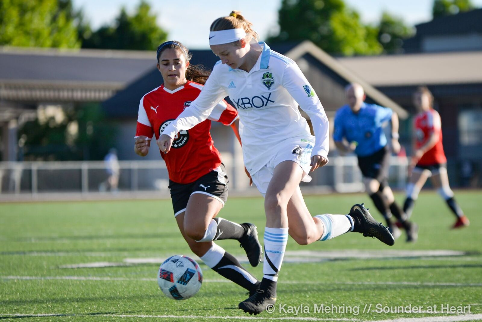 The Sounders Women beat TSS Rovers, go undefeated into West Regional