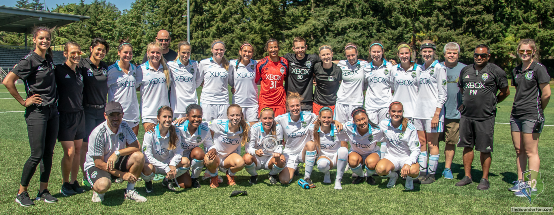Sounders Women win WPSL Western Conference Championship, head to nationals