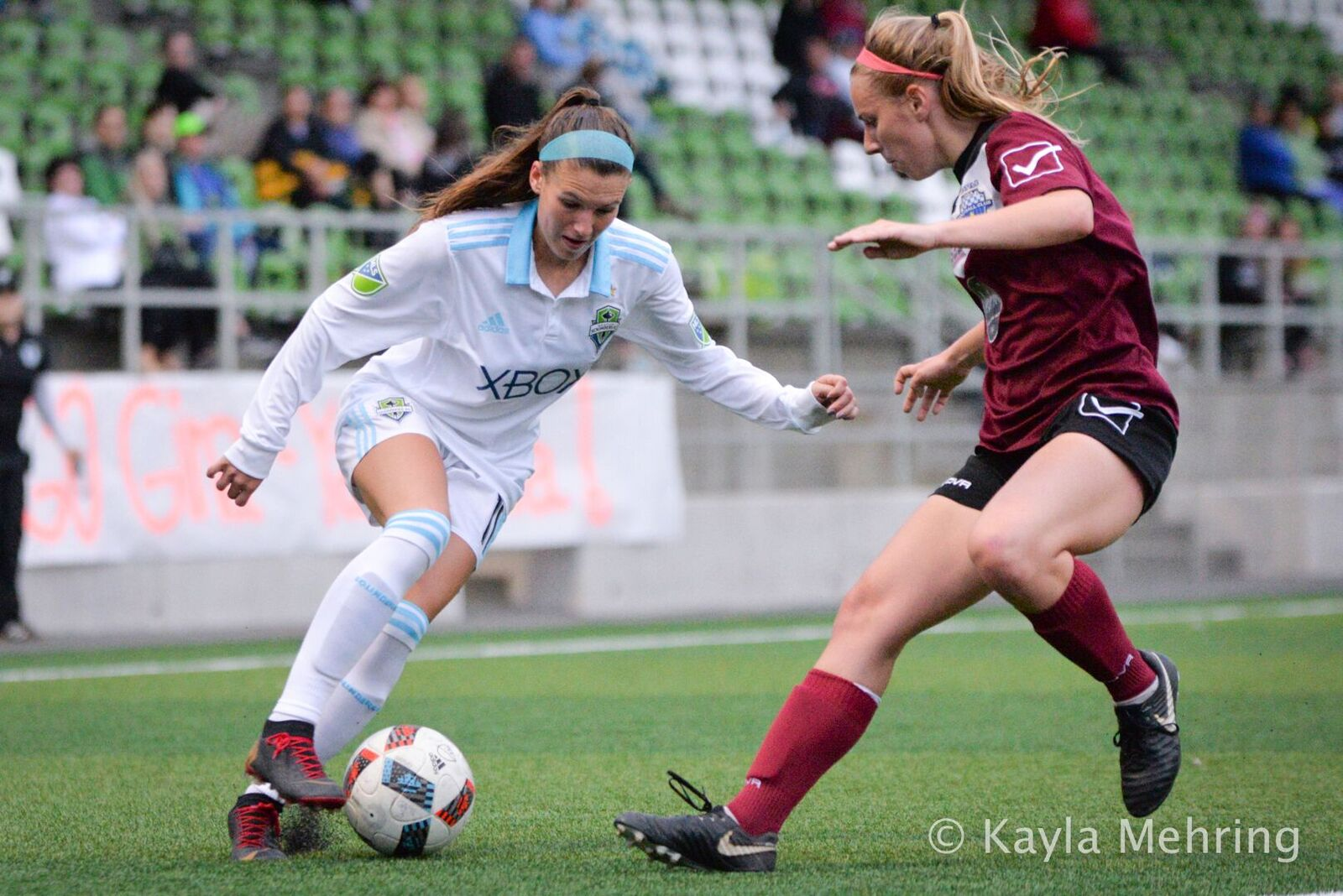 Sounders Women take points from PACNW-OSA, face TSS Rovers for top spot